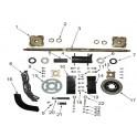 Řetěz  - ATV 110/125 Sport